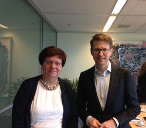 DK met Sander Dekker